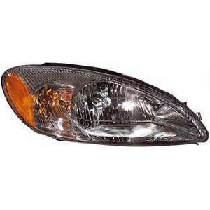 00 06 FORD TAURUS HEADLIGHT RH (PASSENGER SIDE), Lens Only