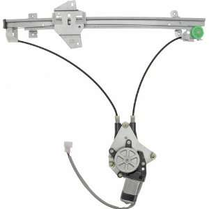 Galant Front Driver Side Power Window Regulator with Motor Automotive
