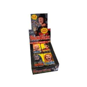1988 Topps Fright Flicks Trading Card Pack Unopened Box