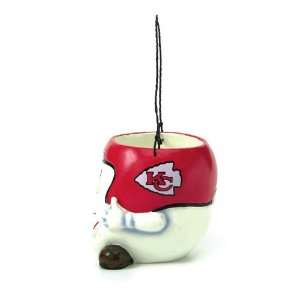 BSS   Kansas City Chiefs NFL Halloween Ghost Candy Bucket