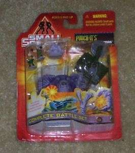 Kenner Small Soldiers Punch Its Complete Battle Set New