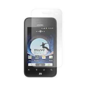 For ZTE Score X500 Clear LCD Screen Protector Cover Kit