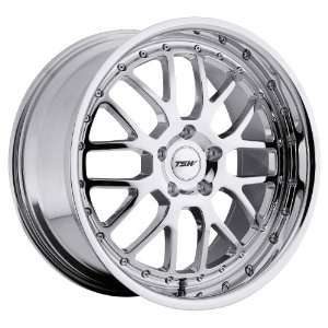 19x9.5 TSW Valencia (Chrome) Wheels/Rims 5x114.3 (1995VAL405114C76)