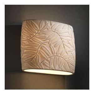 Justice Design Group POR 8855 BMBO Limoges 2 Light Sconces