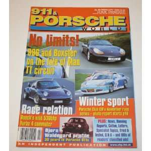 911 & Porsche World Magazine, Issue #59, February 1999, Boxster and