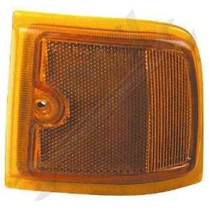 Depo 332 1558L  S GMC Savana Driver Side Replacement Side Marker Lamp