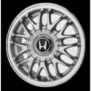 98 02 HONDA ACCORD COUPE ALLOY WHEEL RIM 14 INCH, Diameter 14, Width 5