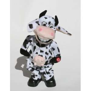 Animated Dancing Crazy Cow Toys & Games
