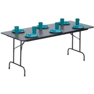 60in x 30in Heavy Duty Folding Table by Correll Furniture & Decor