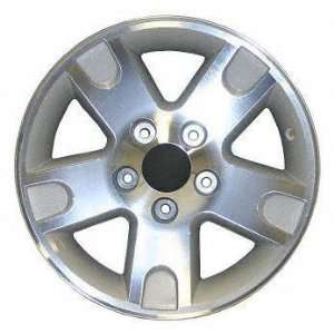 02 04 FORD F550 SUPER DUTY PICKUP f 550 ALLOY WHEEL (PASSENGER SIDE