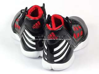 Adidas adiZero Rose 2 Black/Red/White Derrick Chicago Bulls Basketball