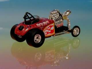Hot Wheels Vintage Fuel Altered Dragster Pure Hell Limited 1/64 Scale