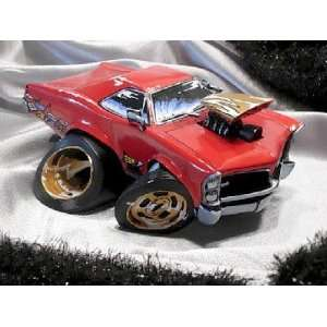 Speed Freaks Red Rider Hot Rod