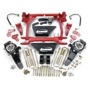 Rancho Suspension RS6481 Lift Kit Automotive