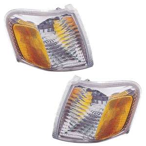 2001 2003 Ford Explorer Sport & Sport Trac Corner Lights   PAIR