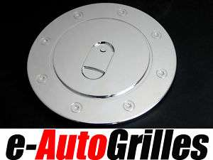 07 11 Toyota Tundra Chrome Fuel Gas Cap Door Cover