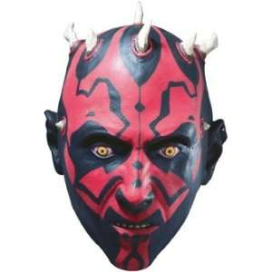 Standard Darth Maul Mask   Kids Star Wars Mask Toys & Games