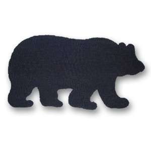 ZI Patchwork Theme Bear Paws shaped area rugs (PLEASE CLICK FOR SIZE