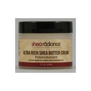 Shea Radiance Ultra Rich Shea Butter Cream Pomegranate