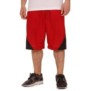 NIKE Jordan Momentum Mens Basketball Shorts, Varsity Red/Black