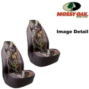 Mossy Oak Infinity Camo Pink Car Truck SUV Universal fit Pull Over