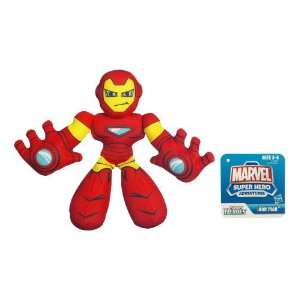 Super Hero Adventures PLAYSKOOL HEROES IRON MAN Figure Toys & Games