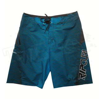 Rip Curl Mens   Mirage Dimension Boardshorts   Blue , Size 36