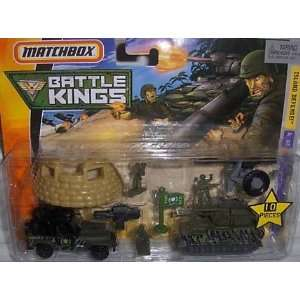 Matchbox Battle Kings   United Alliance   Island Defence Toys & Games