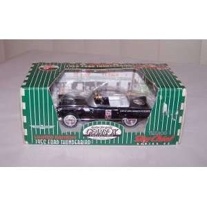 1956 Ford Thunderbird Chain Drive Pedal Car Die Cast Bank