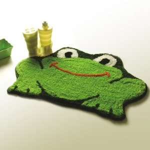 Naomi   [Frog] Kids Room Rugs (17.7 by 25.6 inches)