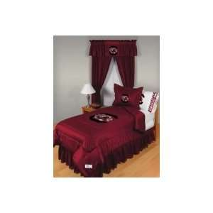 South Carolina Gamecocks Twin Sports Room Bedding Set