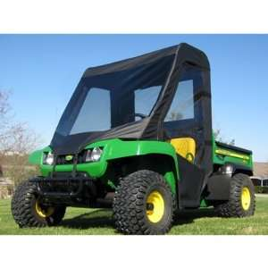 Cab with Vinyl Windshield John Deere Gator (Requires Steel Cab Frame