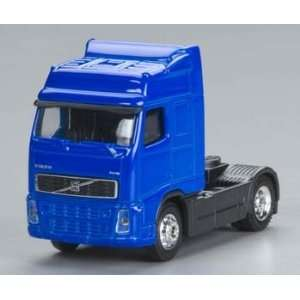 20401 1/87 Volvo Semi Truck Cab Blue HO Toys & Games