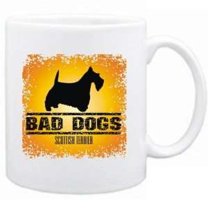 New  Bad Dogs Scottish Terrier  Mug Dog