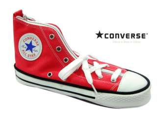 CONVERSE ALL STAR SHOE PENCIL CASE COSMETIC POUCH   RED