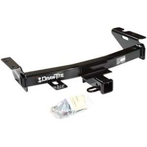 Draw Tite 75278 Max Frame Class III 2 Square Receiver Hitch