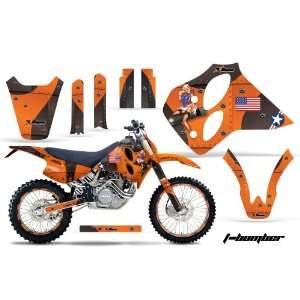 AMR Racing KTM C0 Sx Xc Lc4 Mx Dirt Bike Graphic Kit   1993 1997 T
