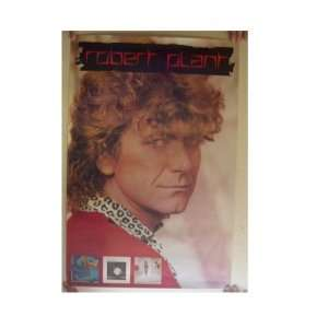 Robert Plant Poster Face Shot Led Zeppelin
