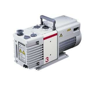 Direct drive rotary vane vacuum pump, dual mode, 2.3 cfm, 115 VAC