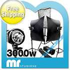 750w Studio Mini Flash Strobe Kit 3 x 250w Carry Bag items in Mr