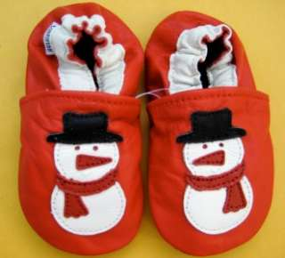 SOFT SOLE BABY SHOES LEATHER 4 SIZES 47 STYLES BOY GIRL