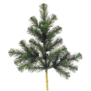 Christmas Spray   Green   Douglas Fir   27 Tips   Vickerman A808707