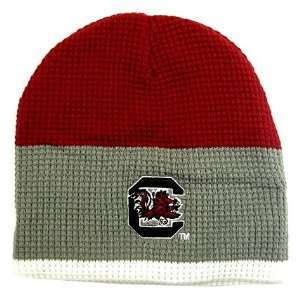 South Carolina Gamecocks Mens Metro Thermal Beanie (Cardinal
