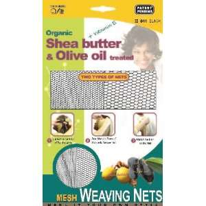 The #1 Brand Fitt] Organic Shea Butter & Olive oil treated Mesh