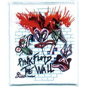PINK FLOYD THE WALL EMBROIDERED PATCH