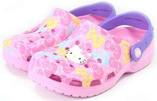 Kitty Sandals★Kids/Girls Flip Flops Pool Beach Shoes Color Pink
