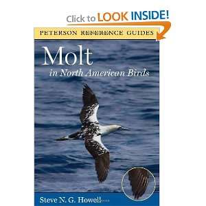 Guide to Molt in North American Birds (Peterson Reference Guides