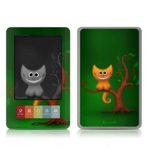Cheshire Kitten Design Protective Decal Skin Sticker for