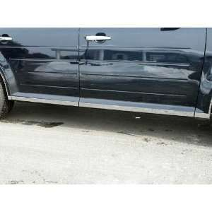 2009 2011 Ford Flex 8pc Rocker Panel Trim 1 3/4 Wide L