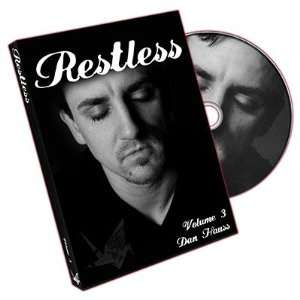 DVD Restless Vol. 3 by Dan Hauss and Paper Crane Magic Toys & Games